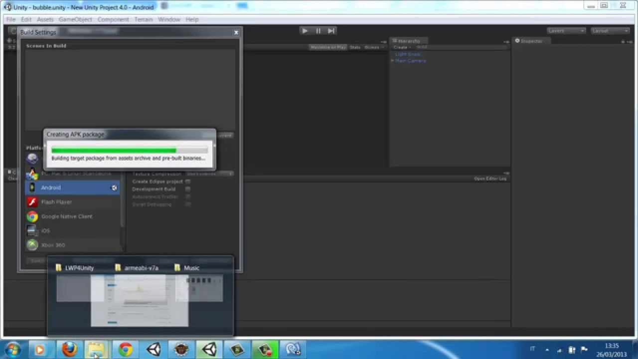 LWP4Unity : Create android Live Wallpapers with Unity 4.x ...