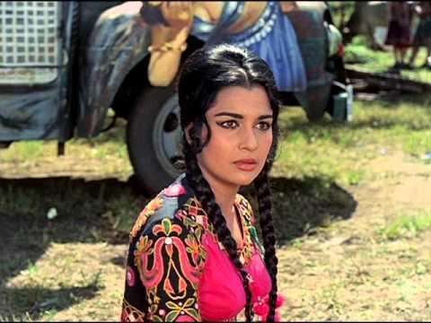 Goriya Kahan Tera Des Re, Jeetendra & Asha Parekh, Caravan