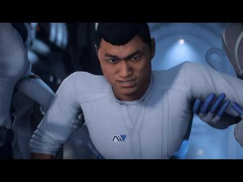jorge mendoza Live Streaming Mass Effect 4