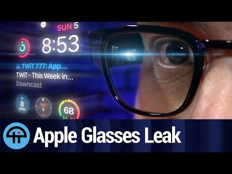 Mark Gurman Has the Scoop on Apple Glasses