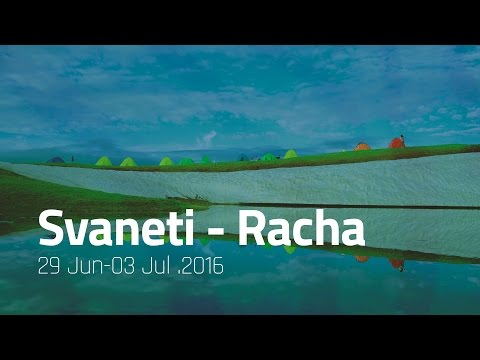 Svaneti-racha, Green Zebra  | სვანეთი-რაჭა, მწვანე ზებრა
