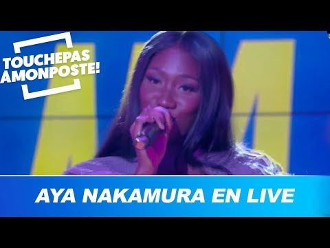 Aya Nakamura - Copines (Live @TPMP)