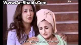 Film Bayt Min Zojaj - فيلم بيت من زجاج - Part 7