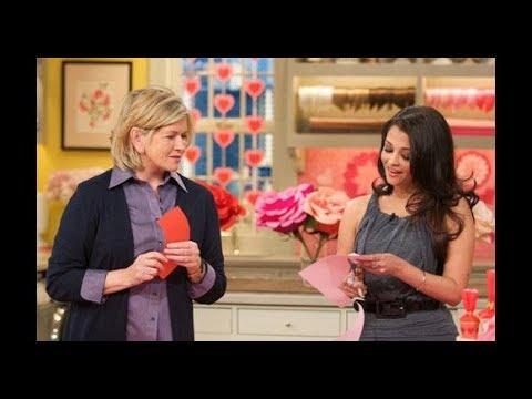 Aishwarya Rai Interview On The Martha Stewart Show