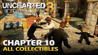 Uncharted 3 Drake's Deception Remastered Walkthrough - Chapter 10 (1080p 60 FPS)