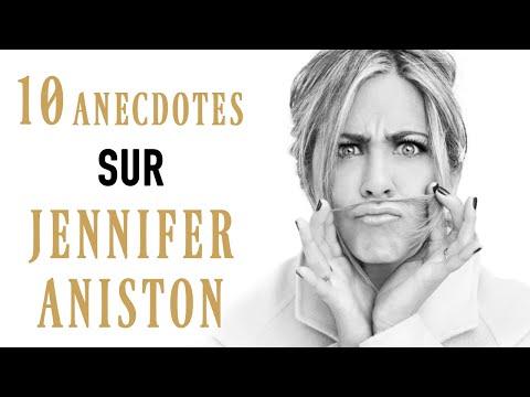 10 ANECDOTES SUR... JENNIFER ANISTON