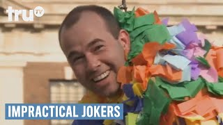 Video Impractical Jokers - The Human Piñata (Punishment) | truTV download MP3, 3GP, MP4, WEBM, AVI, FLV Juni 2018