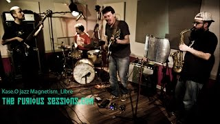 Kase.O Jazz Magnetism - Libre  | The Furious Sessions en Sol de Sants Studios (Barcelona)