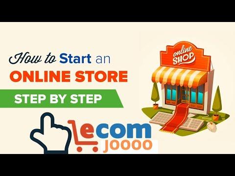 how to create shopify website step by step hindi - shopify dropshipping store setup part-1 (hindi) thumbnail