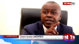 Léon Juste Ibombo : « Il faut que la majorité de Congolais soit connectée à la fibre optique » thumbnail