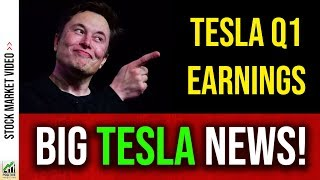 Tesla Stock Earnings! (What You Need To Know About TSLA Stock)