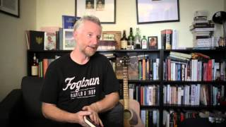 Billy Bragg on his book of selected lyrics, A Lover Sings