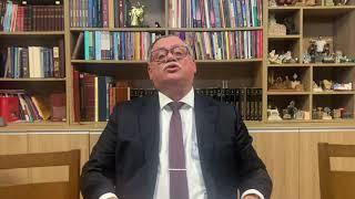 Curso de Formação de Discipuladores - Pr. José Orisvaldo Nunes de Lima