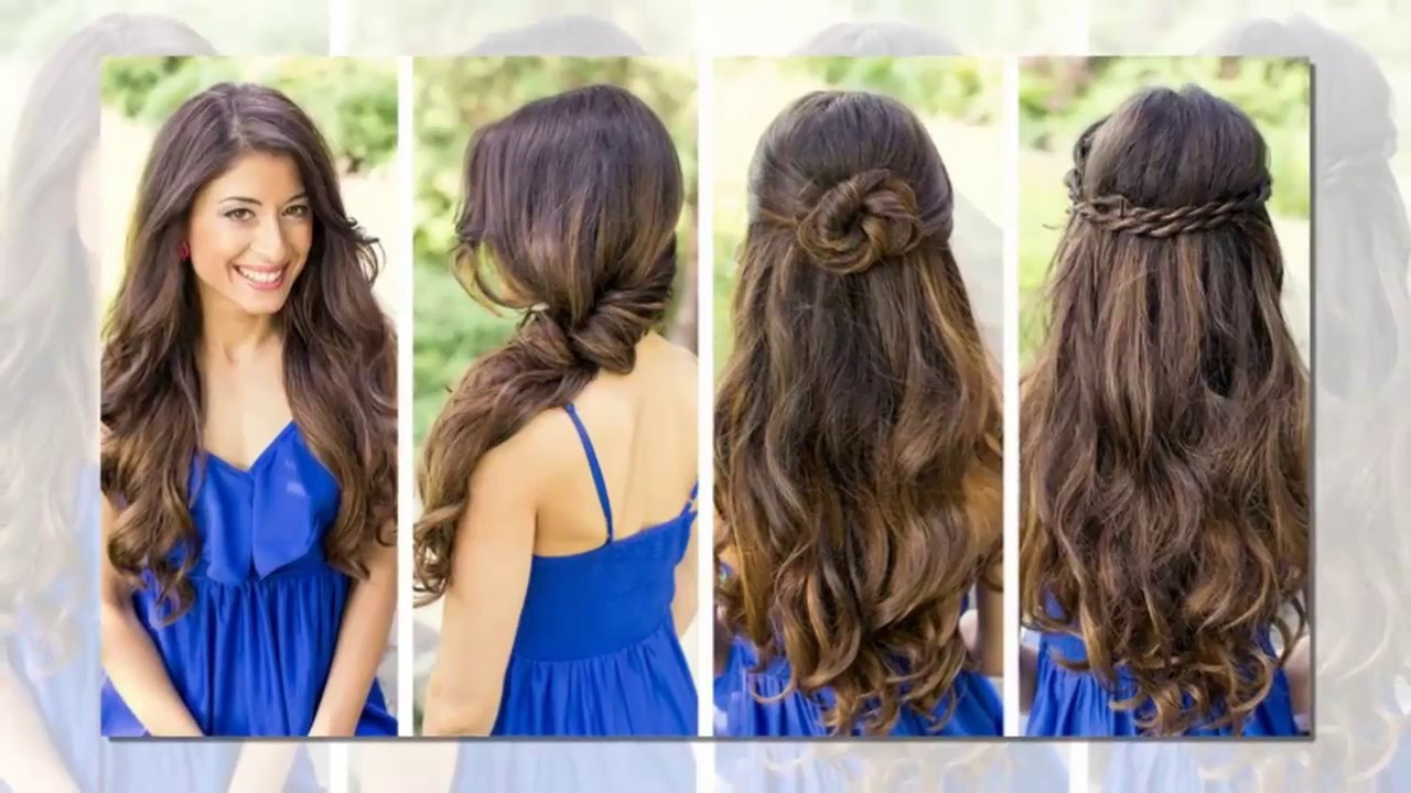 eid hairstyle for girls | 15 best eid hairstyles for girls 2017