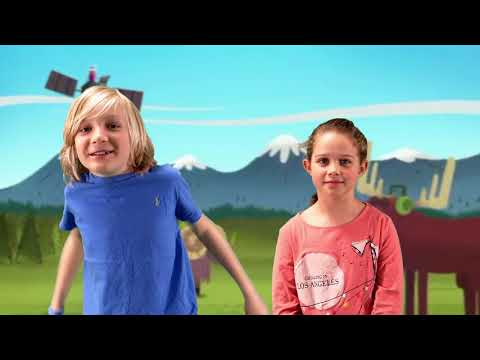 Earth Song - Y3 & Y4 La Garenne School
