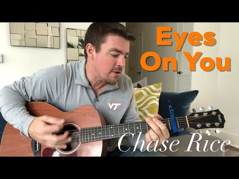 Eyes On You | Chase Rice | Beginner Guitar Lesson