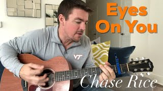 Eyes On You Chase Rice Beginner Guitar Lesson - MusicVista