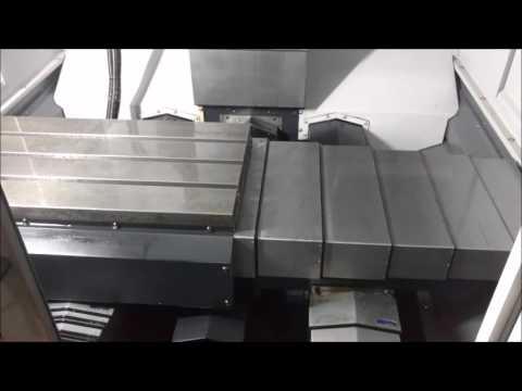 2011 DMC DT 40E CNC Drill & Tap Machine