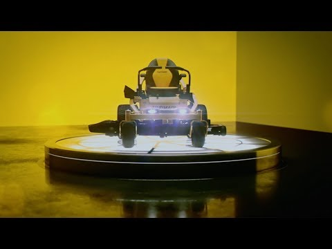 Cub Cadet Ultima :30 TV Spot by Colle McVoy