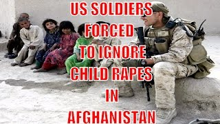 Afghan Sex Abuse - US Troops Forced to Overlook Child Rape (afghan pedophiles) Bacha Bazi