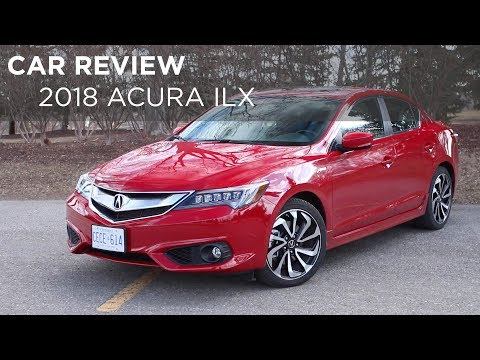 Car Review   2018 Acura ILX   Driving.ca