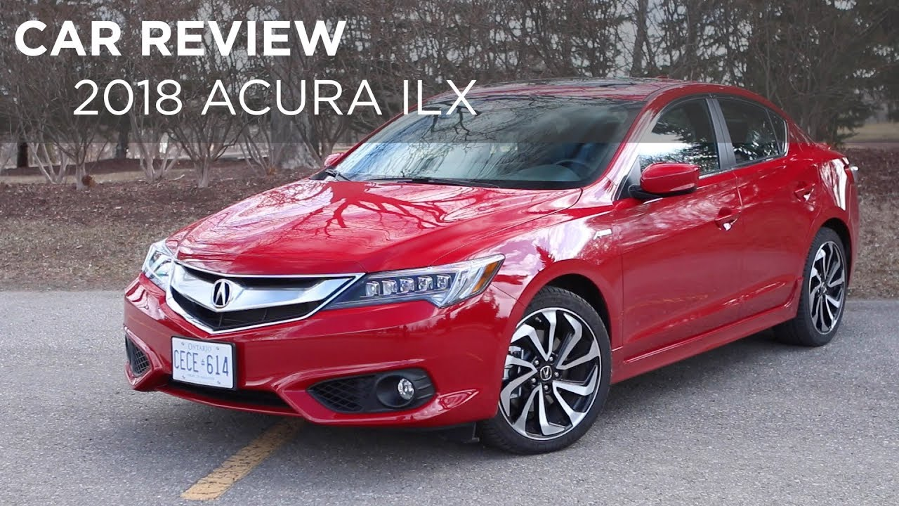 Car Review 2018 Acura Ilx Driving Ca