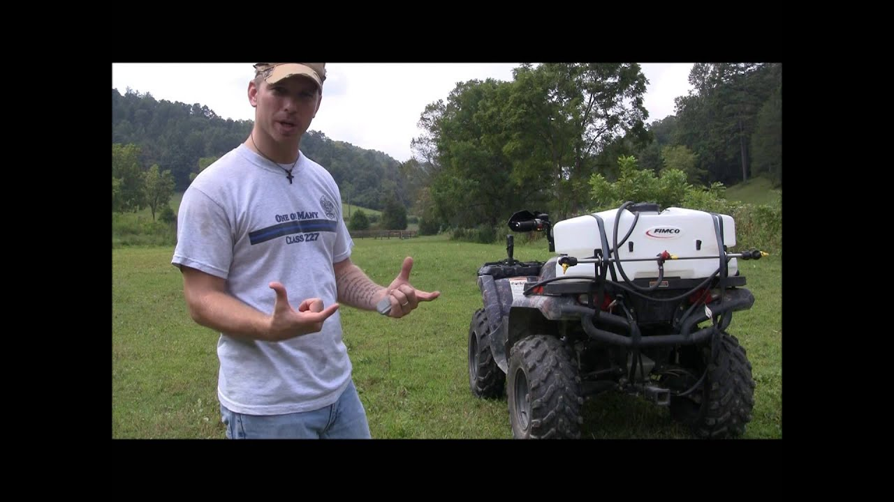 Fimco Boomless Sprayer Youtube Wiring Harness For Atv