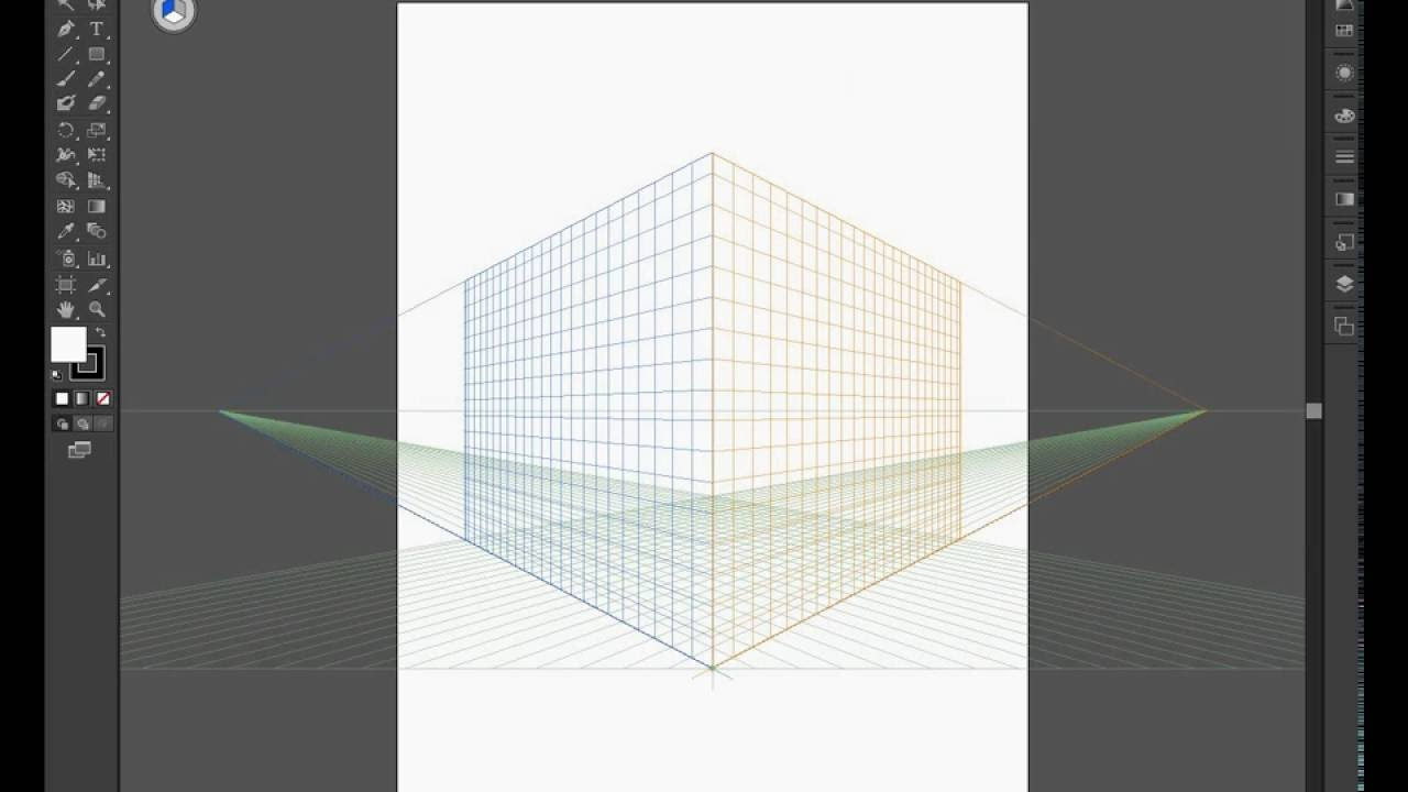 illustrator remove perspective grid
