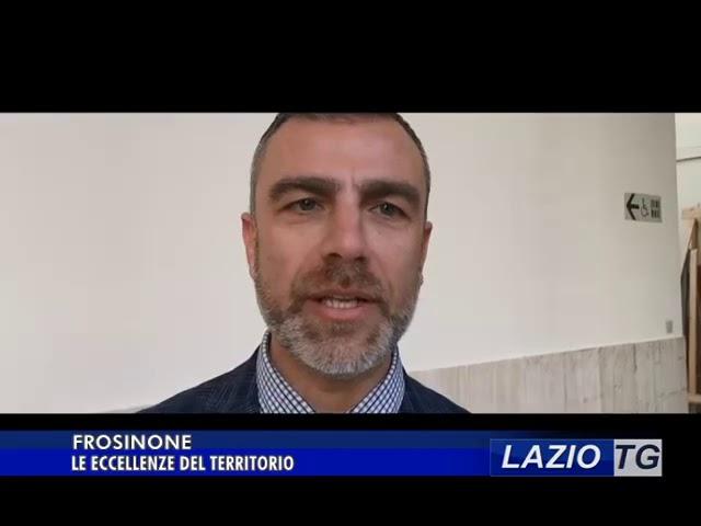 Laziotv   FROSINONE   LE ECCELLENZE DEL TERRITORIO