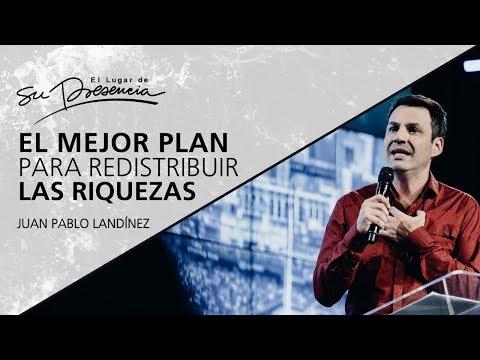 📺 El mejor plan para redistribuir las riquezas - Juan Pablo Landínez - 3 Junio 2018