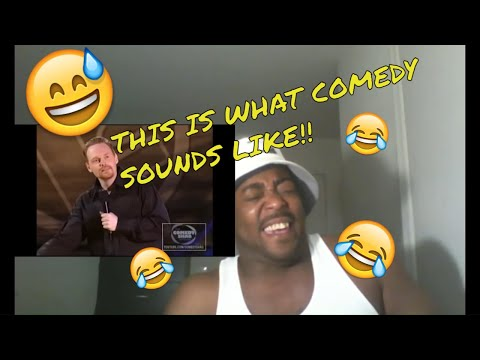 HOW YOU KNOW WHEN THE N WORD IS COMING BILL BURR|REACTION *SOME VERY FUNNY STUFF RIGHT HERE*