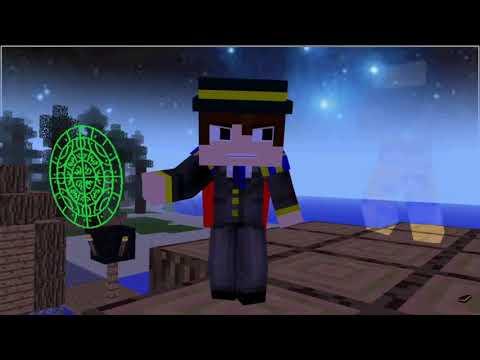 Minecraft Animation Skymint