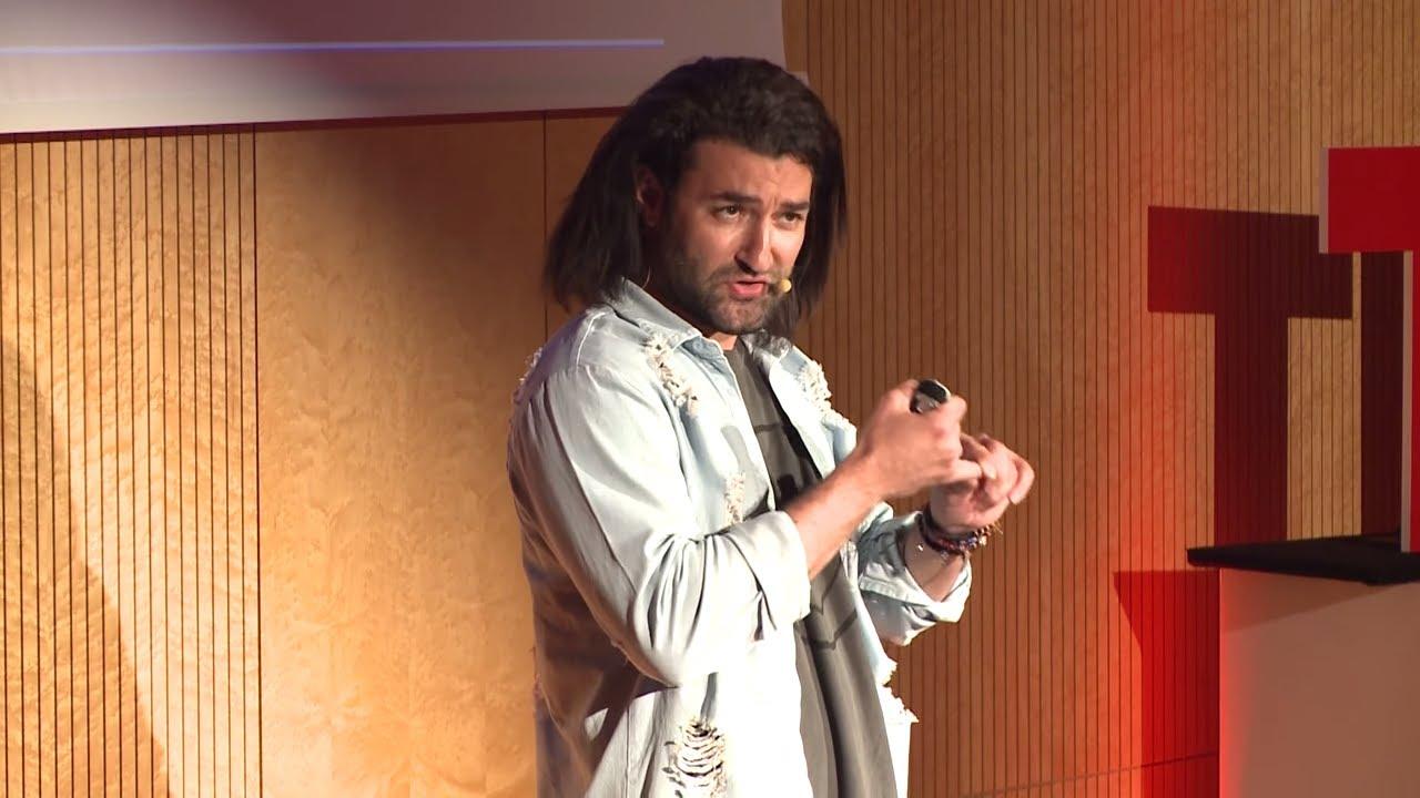 Pe tehnologia lor și pe muzica mea | Andrei Maria (Smiley) | TEDxUniversitateaPolitehnicaBucurești