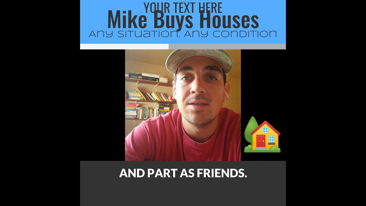 Scheduling First Call with Mike Buys Houses!