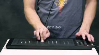 Seaboard RISE & Roli Equator Demo - All Presets