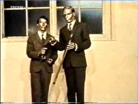 GILBERT AND GEORGE - Art In The 1960s (BBC4)