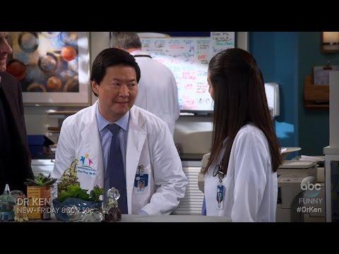 EXCLUSIVE: Watch Ken Jeong Totally Fanboy Over His Idol in This Hilarious 'Dr. Ken' Sneak Peek!