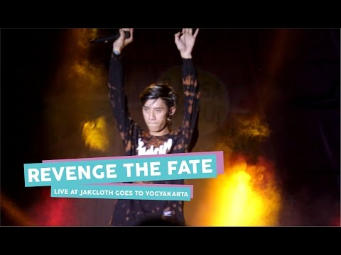 Revenge The Fate Darah Serigala (Live at JakCloth Goes to Yogyakarta, Mei 2017)