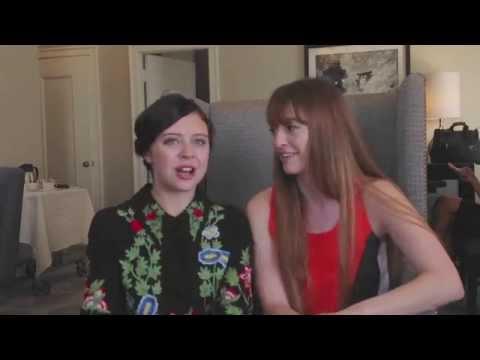 Marielle Heller & Bel Powley The Diary of a Teenage Girl