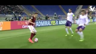 Эль-Шаарави ● Навыки Передачи Цели ● AS Roma HD 2016