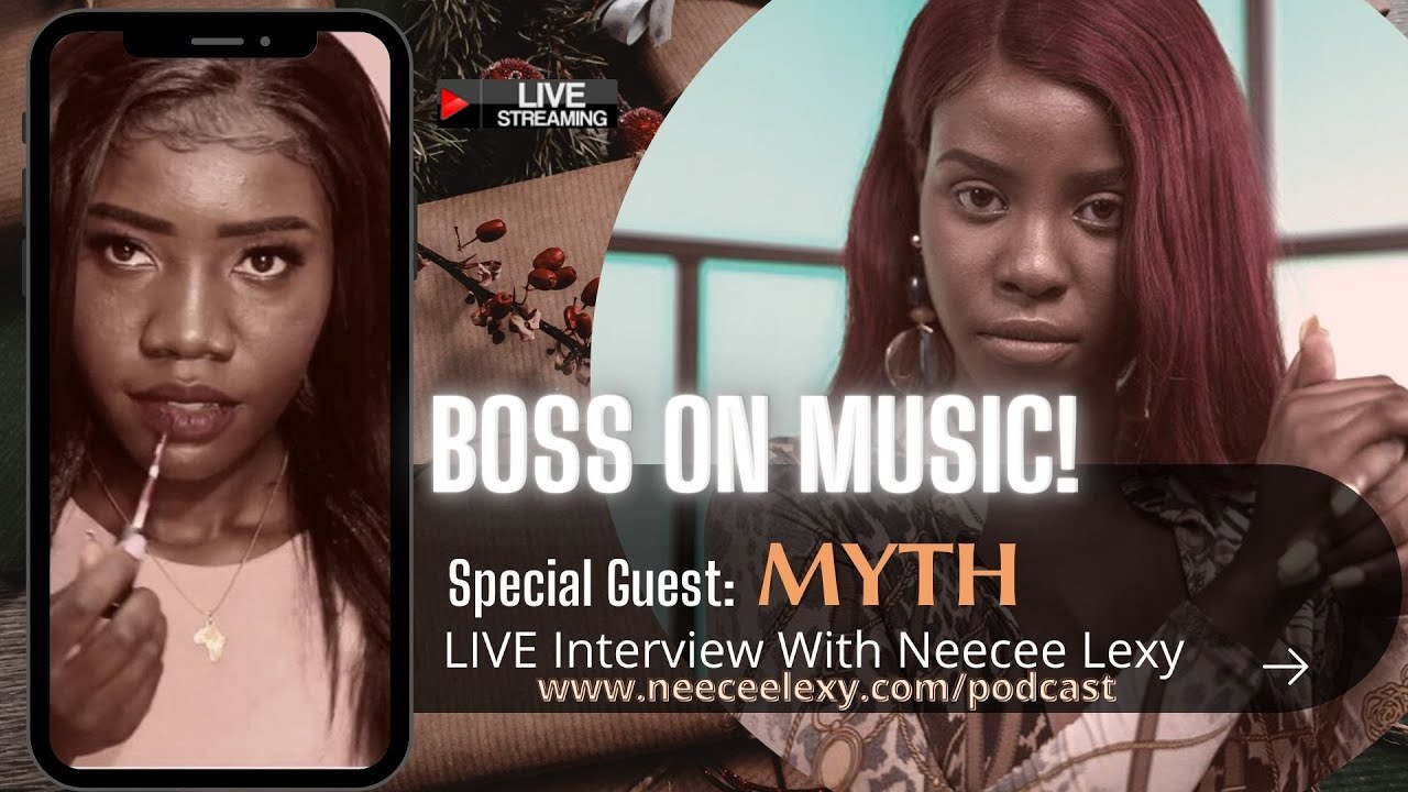 LIVE interview with Myth on Neecee Lexy