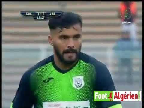 Coupe d'Algérie (16es de finale) : CS Constantine 2 - 1 JS Saoura