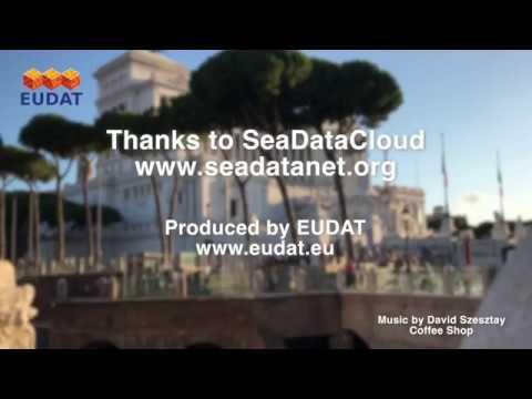 Is EUDAT Blue? We asked Dick Schaap, SeaDataCloud Technical Coordinator