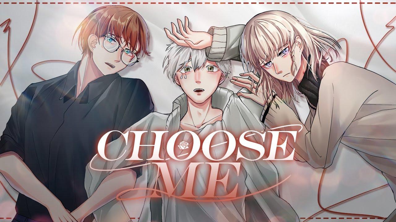 Choose me → 한국어 남성 3인 커버 ← 【Team - C.A.T】