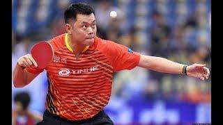 Liang Jingkun vs Hou Yingchao | 2019 China National Championships