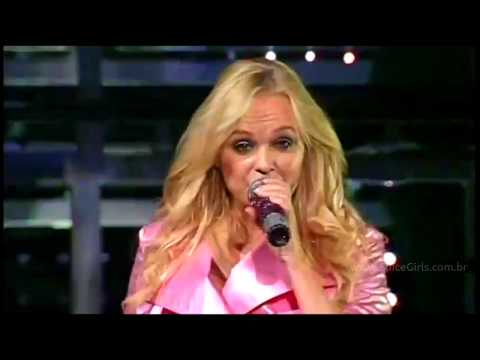 Spice Girls - Who Do You Think You Are (Live @ TROTSG New York)