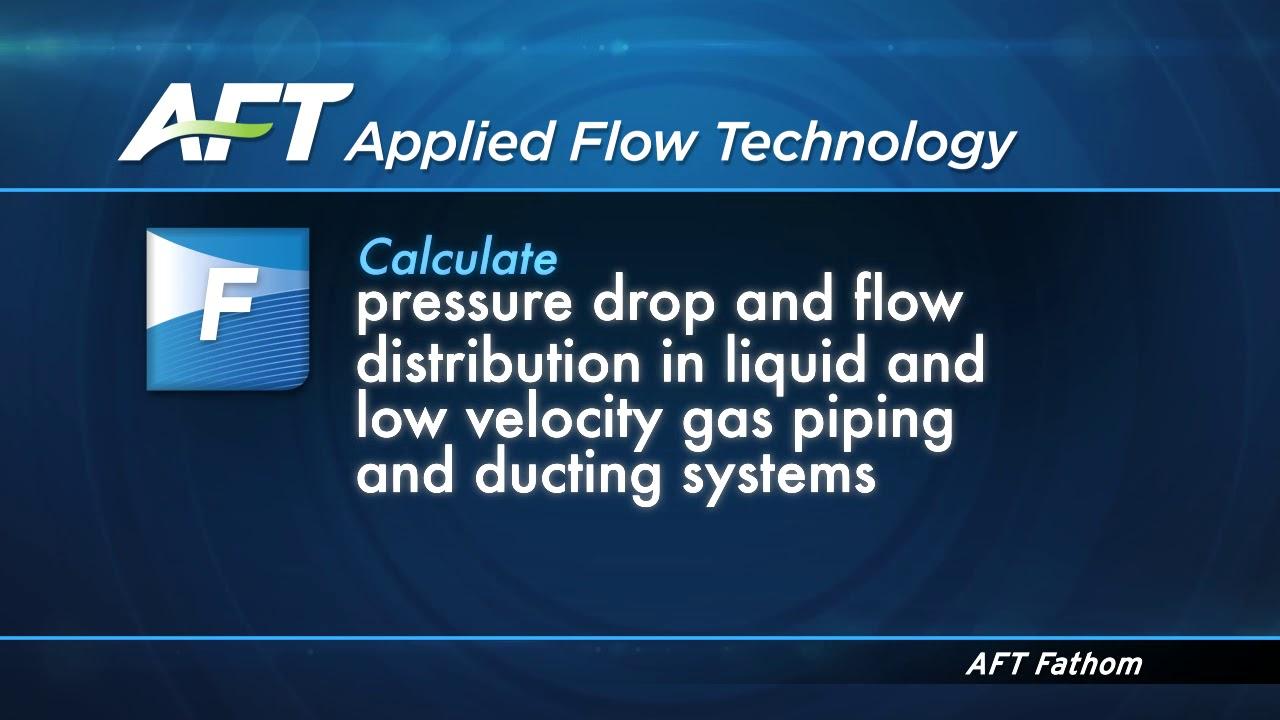 Fluid Dynamic Simulation Software | AFT Fathom 10