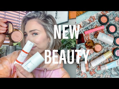 NEW SKINCARE & BEAUTY I'M HYPE FOR | Lilah Beauty, BareMinerals, Tarte, Ole Henrikson, Farmacy