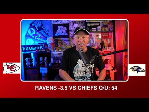MNF Pick: Baltimore Ravens vs Kansas City Chiefs NFL Pick and Prediction 9/28/20 Week 3 NFL Betting