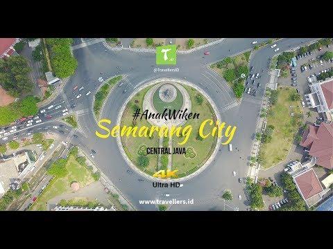 #AnakWiken: Semarang City (4K Video)